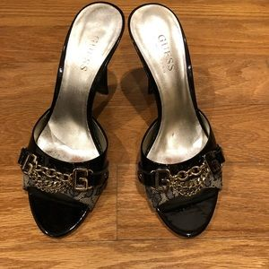 Guess by Marciano mule shoes